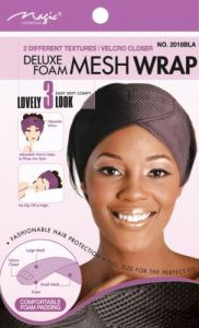 Magic Deluxe Foam Mesh Wrap. 12x