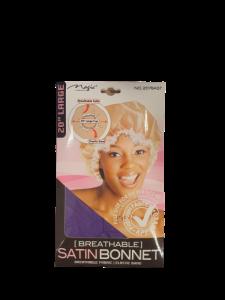 Magic Satin Bonnet Assorted. 12x