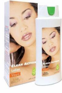Clear Action Vita-C Dermo Brightening Lotion 400ml.