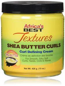 ABT Shea Butter Curl Defining Cream 15oz.