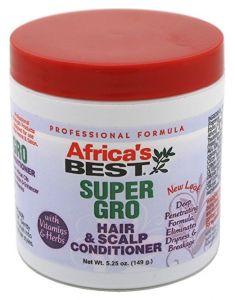 AB Super Gro Hair&Scalp Conditioner 5.25oz.