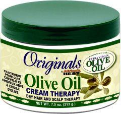 AB Organics Olive Oil Hair/Scalp Therapy 7.5oz. Sale!