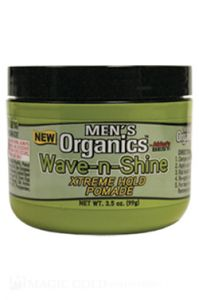 AB TMW Mens Wave-n-Shine Pomade 3.5oz.