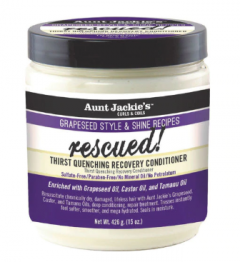 AJ Grapeseed Rescued Conditioner 15oz.