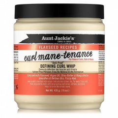 AJ Flaxseed Curl Mane-Tenance Curl Whip. 15oz.