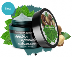Aunt Jackie's Butter Fusions Soothe Operator Masque 8oz.