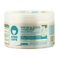 Afro Love Wash & Love Cleansing Creme 8oz.