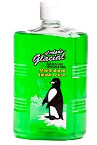 Alcolado Glacial 500ml.