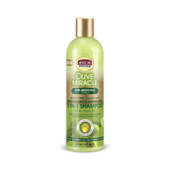 AP Olive Miracle 2IN1 Shampoo 12oz