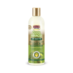 AP Olive Miracle Leave-In Conditioner 12oz.