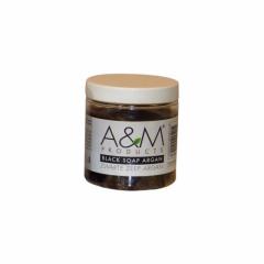 A&M Black Soap Argan 200gr.