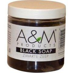 A&M Black Soap 200gr.