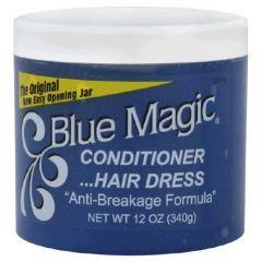 Blue Magic H&S Conditioner Hairdress Blue 12oz.