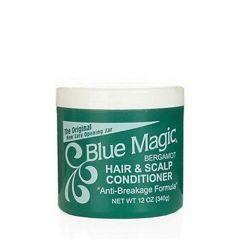 Blue Magic H&S Conditioner Bergamot Green 12oz.