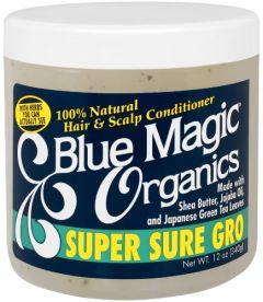Blue Magic H&S Organics Super Gro 12oz.