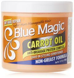 Blue Magic Carrot Oil Anti-Breakage 13.75oz.