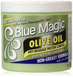 Blue Magic Olive Oil Anti-Breakage 13.75oz.