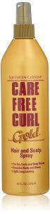CFC Gold Hair & Scalp Spray 16oz.