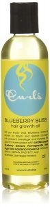 Curls Blueberry Hair & Scalp Oil 4oz.