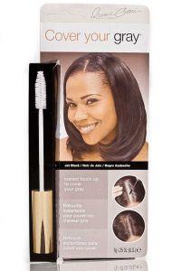 Cover Your Gray Brushin # Jet Black