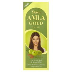 Dabur Amla Hair Oil Gold 300ml.