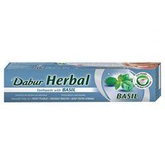 Dabur Herbal Tooth Paste Basil 100ml.