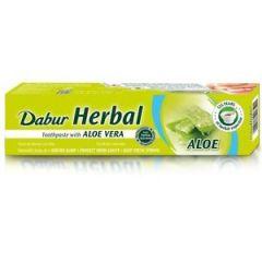 Dabur Herbal Tooth Paste Aloevera 100ml.