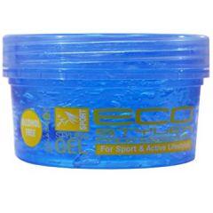 ECO Styler Styling Gel Color Blue Sport 8oz.