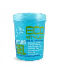 ECO Styler Styling Gel Color Blue Sport 32oz.