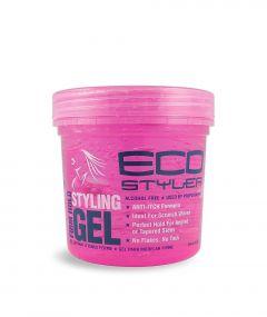 ECO Styler Styling Gel Curl & Wave 16oz. (pink)