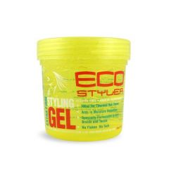 ECO Styler Styling Gel Color Yellow 16oz.