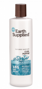 Earth Supplied Curl Poppin Activator 13oz