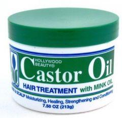 Hollywood Castor Oil Hair Treatment 7.5oz.