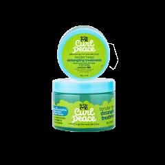 JFM Curl Peace Tender Head Pre-Shampoo 12oz.