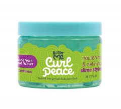JFM Curl Peace Nourishing & Defining Slime Styler 12oz.