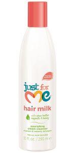 JFM Hair Milk Nourishing Cream Cleanser 10oz.
