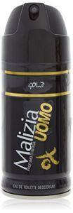 Malizia Bodyspray Gold 150ml.