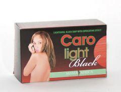 MA Caro Light Black Soap 200grm.