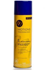 Motions Oil Sheen Spray 11.25oz.