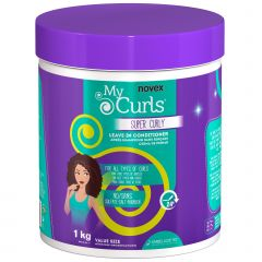 Novex My Curls Super Curly Leave-In Conditioner 1kg.