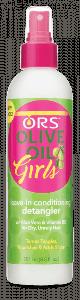 ORS Girls Leave-In Conditioning Detangler 8.5oz.