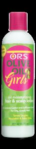 ORS Girls Oil Moisturizing Styling Lotion 8.5oz.