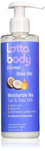 Lotta Body Moisturize Me Curl & Style Milk 8oz.