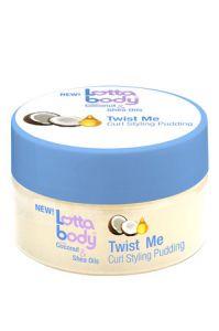 Lotta Body Twist Me Styling Pudding 7oz.
