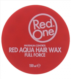 Red One Wax # Red