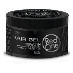 Red One Hair Gel # Silver Keratin