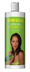 Ultra Glow Olive Oil Lotion 16oz.