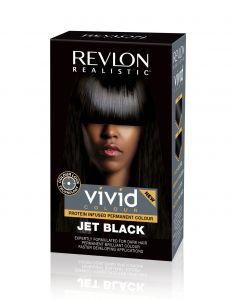 Revlon Vivid Color # Jet Black