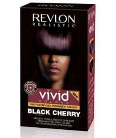 Revlon Vivid Color # Black Cherry