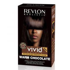Revlon Vivid Color # Warm Chocolate